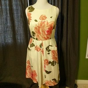NWT Donna Morgan floral dress